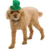 Mini Leprechaun Hat Pet Costume