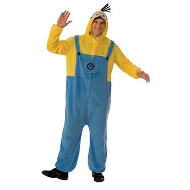 Minion Adult Jumpsuit