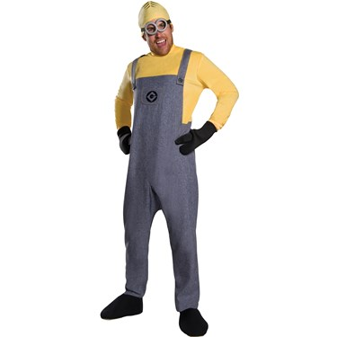Minion Dave Deluxe Adult Costume