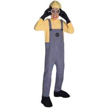 Minion Dave Deluxe Child Costume