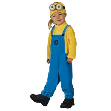 Minion Dave Toddler Costume