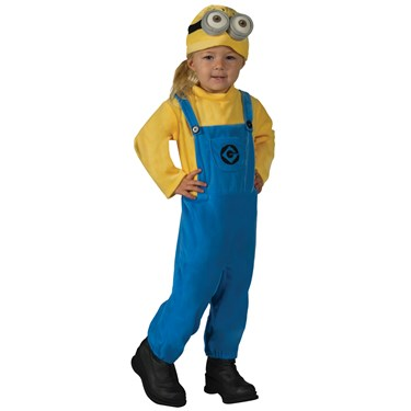 Minion Jerry Toddler Costume