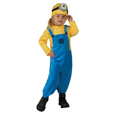 Minion Mel Toddler Costume