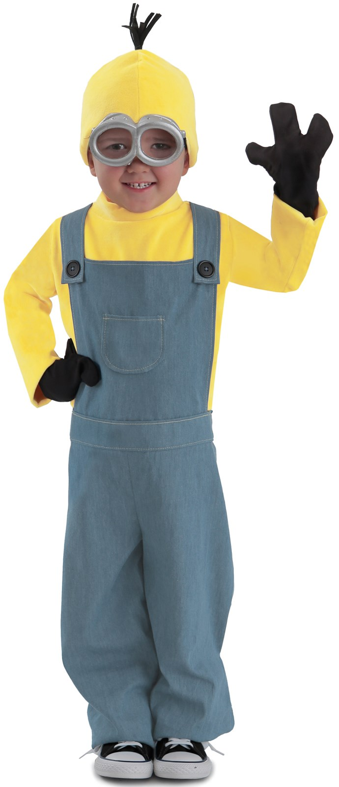Minions Bob Jumpsuit Kids Costume