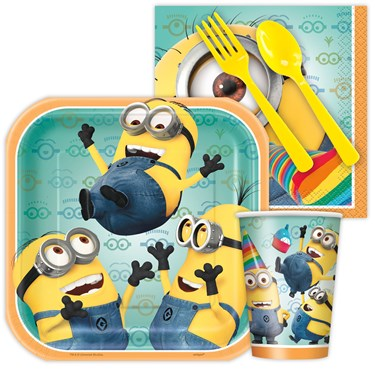 Minions Despicable Me - Playtime Snack Pack