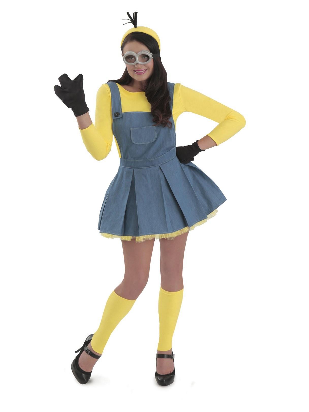 Minions Jumper Womens Plus Size Costume