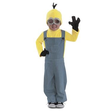 Minions Kevin Jumpsuit Kids Costume