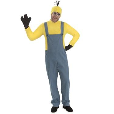 Minions Kevin Jumpsuit Mens Costume