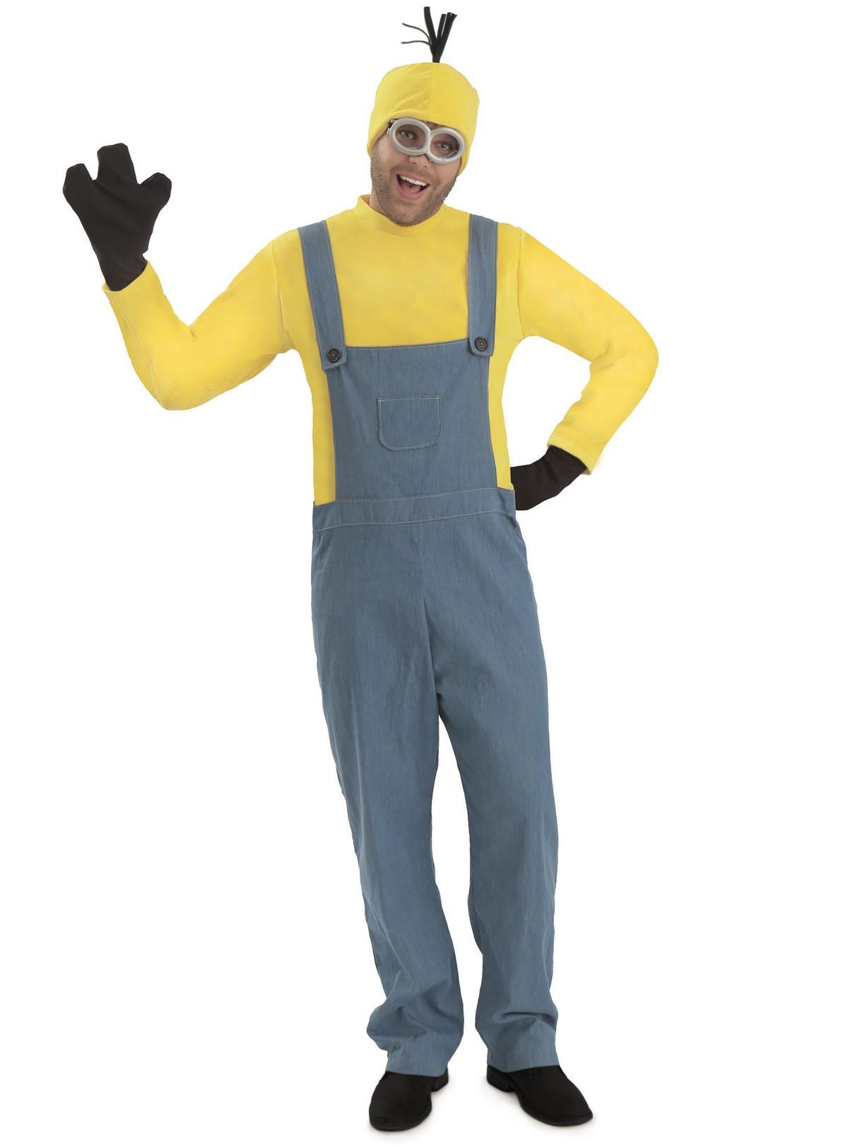 minions kevin jumpsuit plus costume | buycostumes