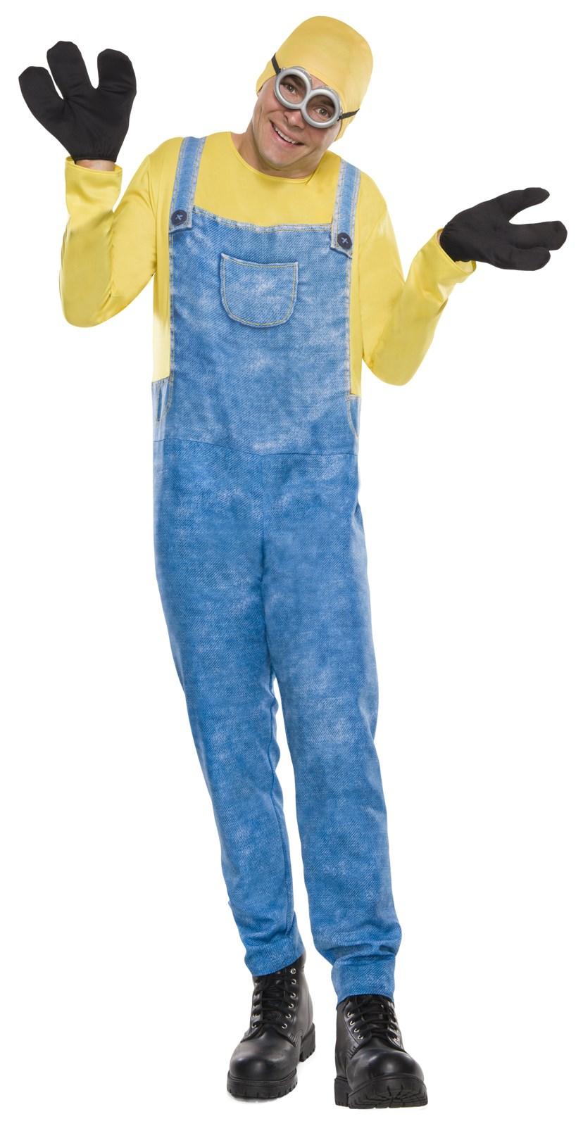 Minions Movie: Adult Minion Bob Costume