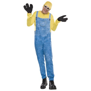 Minions Movie: Adult Minion Bob Costume