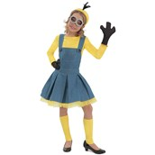 Minions Movie Girl Jumper Kids Costume - Sale Sizes Only