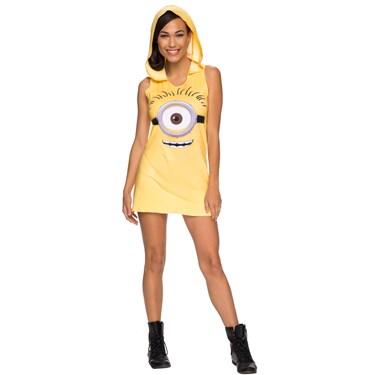 Minions Movie: Hooded Tank Minion Dress