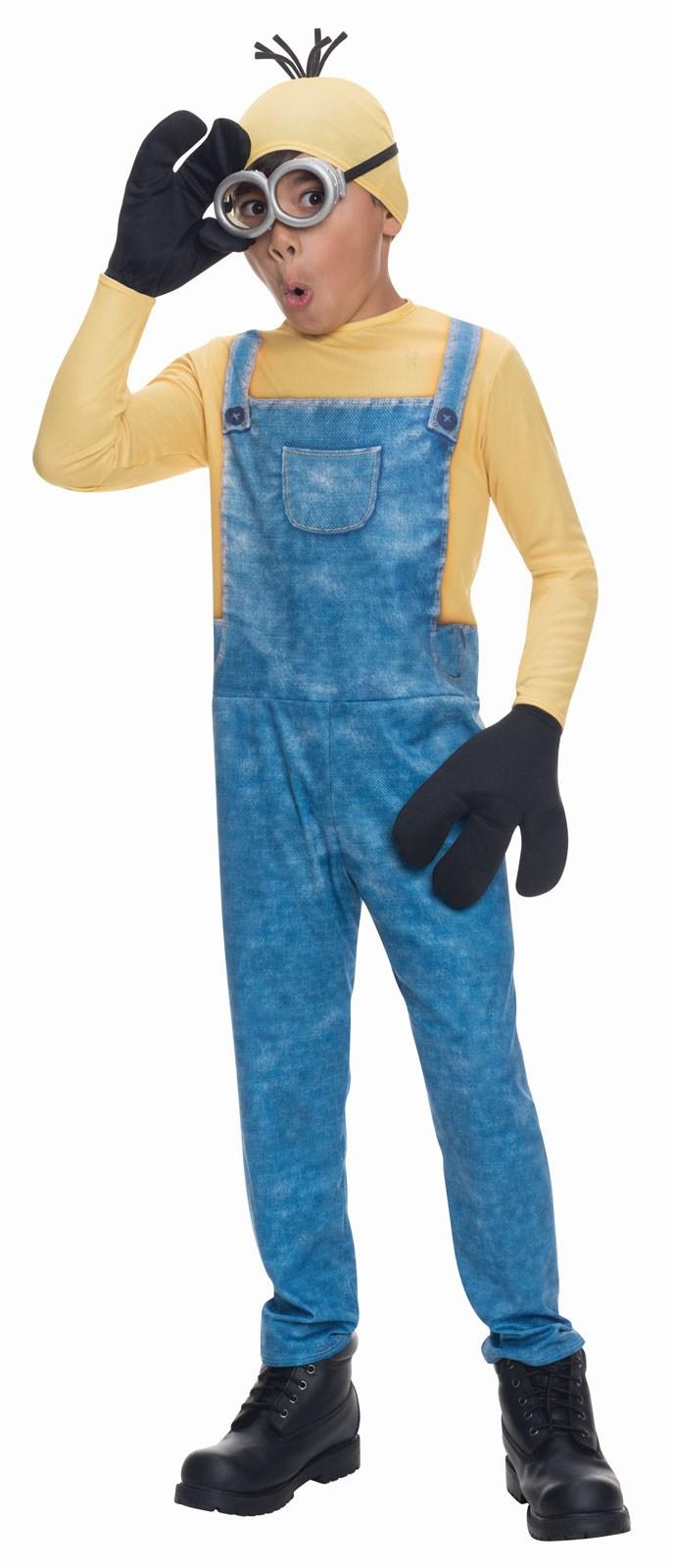 Minions Movie: Minion Kevin Kids Costume