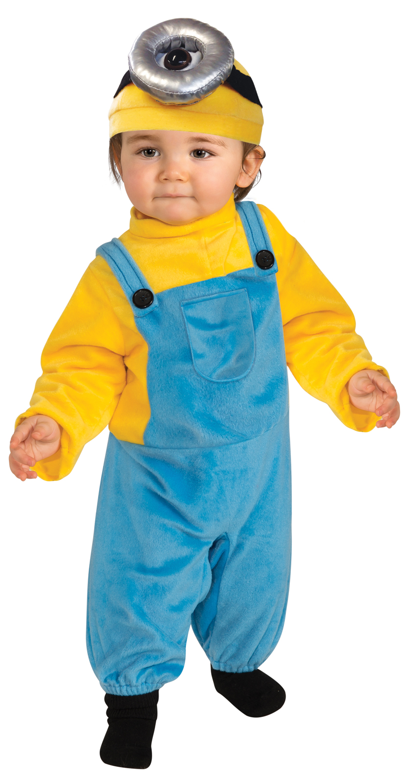 Minions Movie Stuart Toddler Kids Costume Buycostumes