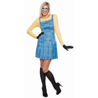 Minions Movie: Women's Minion Adult Costume