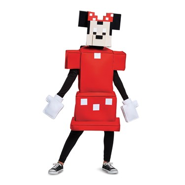 Minnie Mouse Crossy Roads Classic Child Costume
