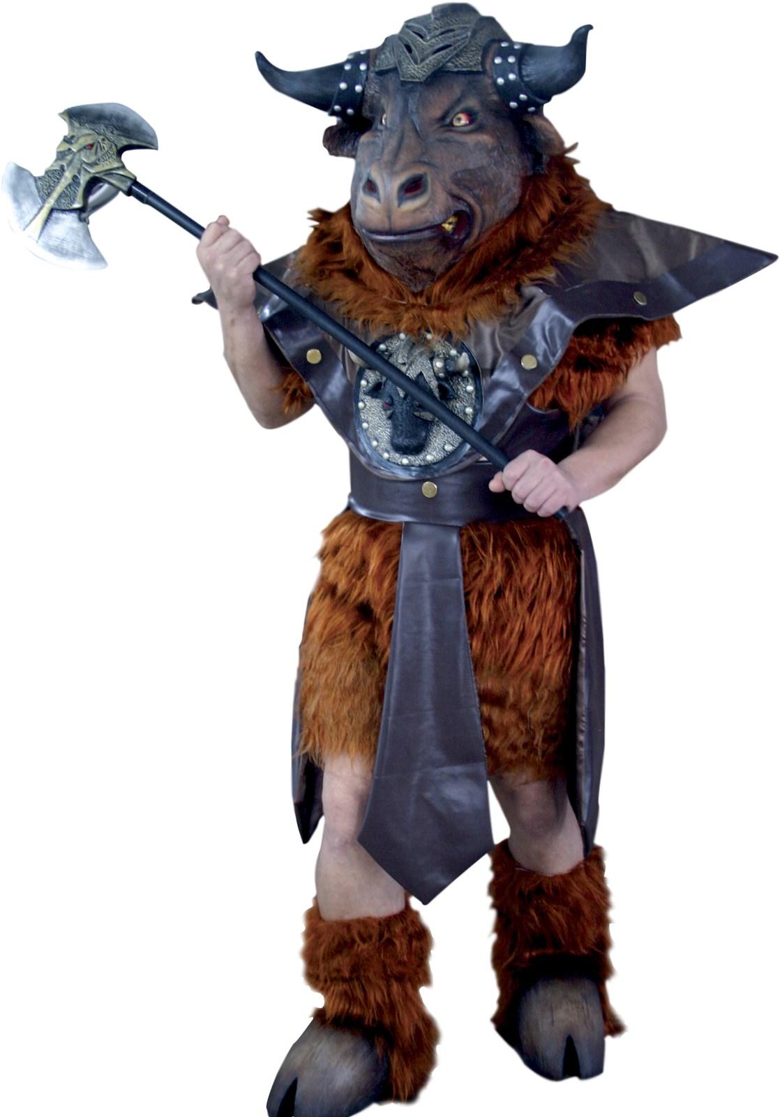 Minotaurus Costume For Adults
