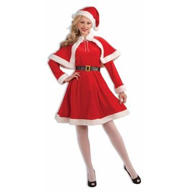 Miss Santa Classic Adult Costume