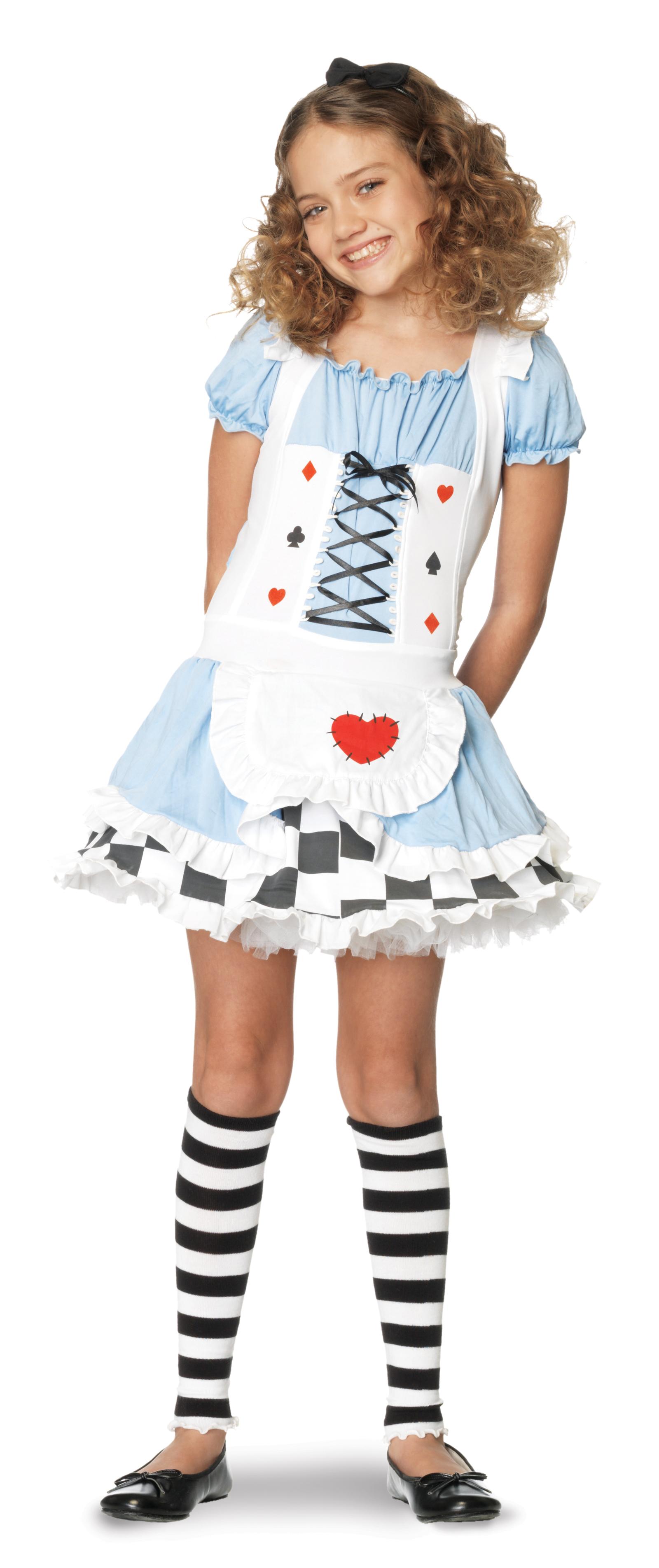 White apron alice wonderland costume - White Apron Alice Wonderland Costume 52