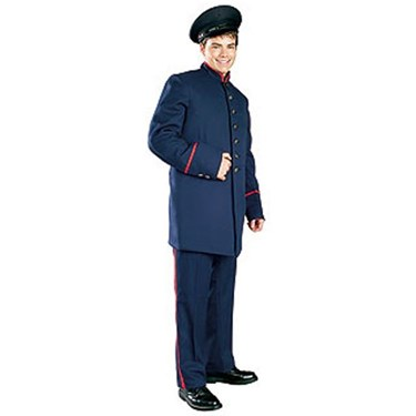 Mission Band Male Adult Plus Costume