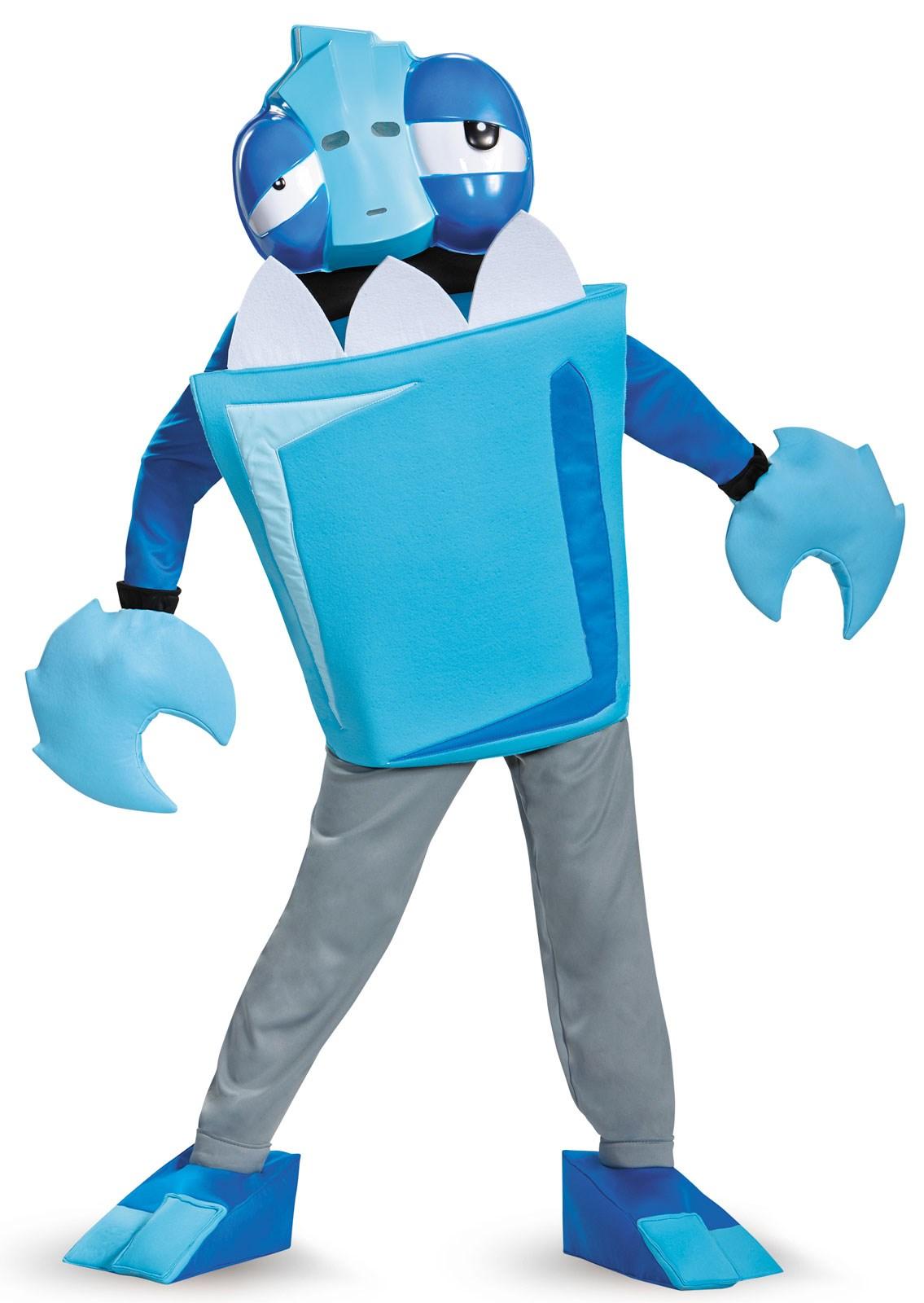 Mixels Frosticon Slumbo Boys Deluxe Costume