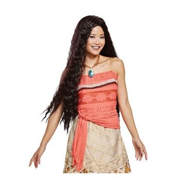 Moana Deluxe Adult Wig