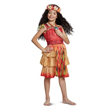 Moana Epilogue Deluxe Child Costume