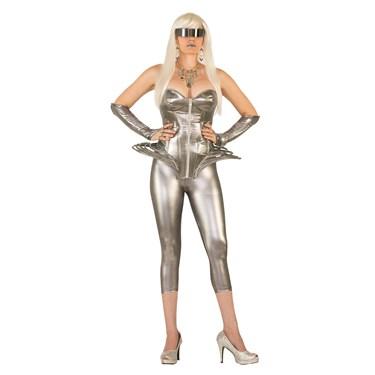 Molten Metal Corset Costume - Adult Standard