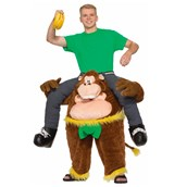 Monkeyin' Around Pull-On Pants Adult Costume