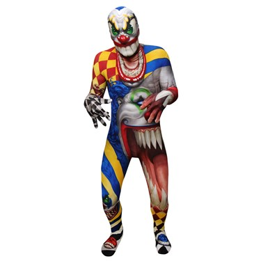 Monster Collection - Kids The Clown Morphsuit Costume