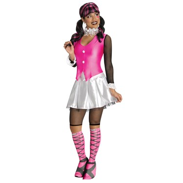 Monster High Deluxe Draculaura Adult Costume