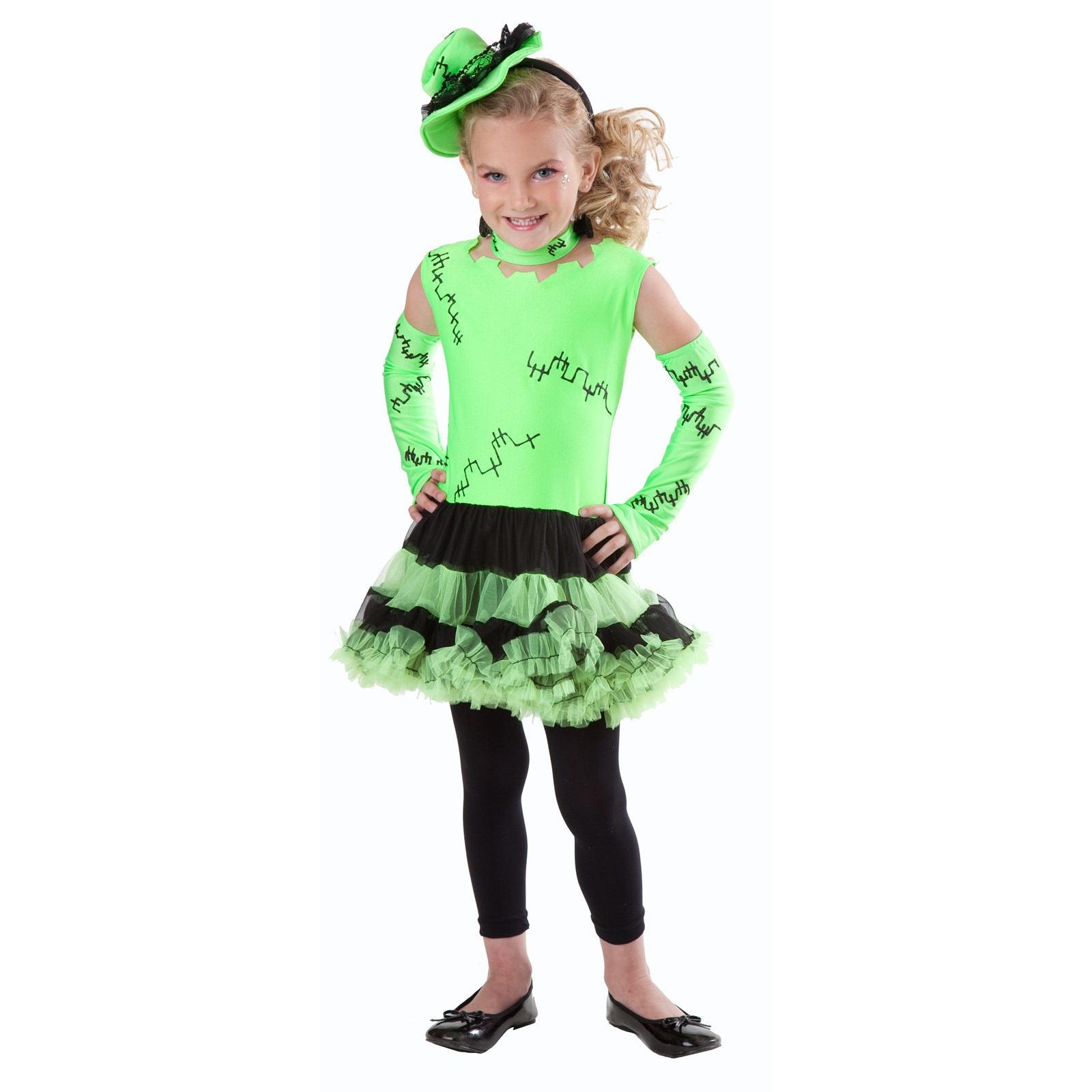 Girls Frankenstein Costumes