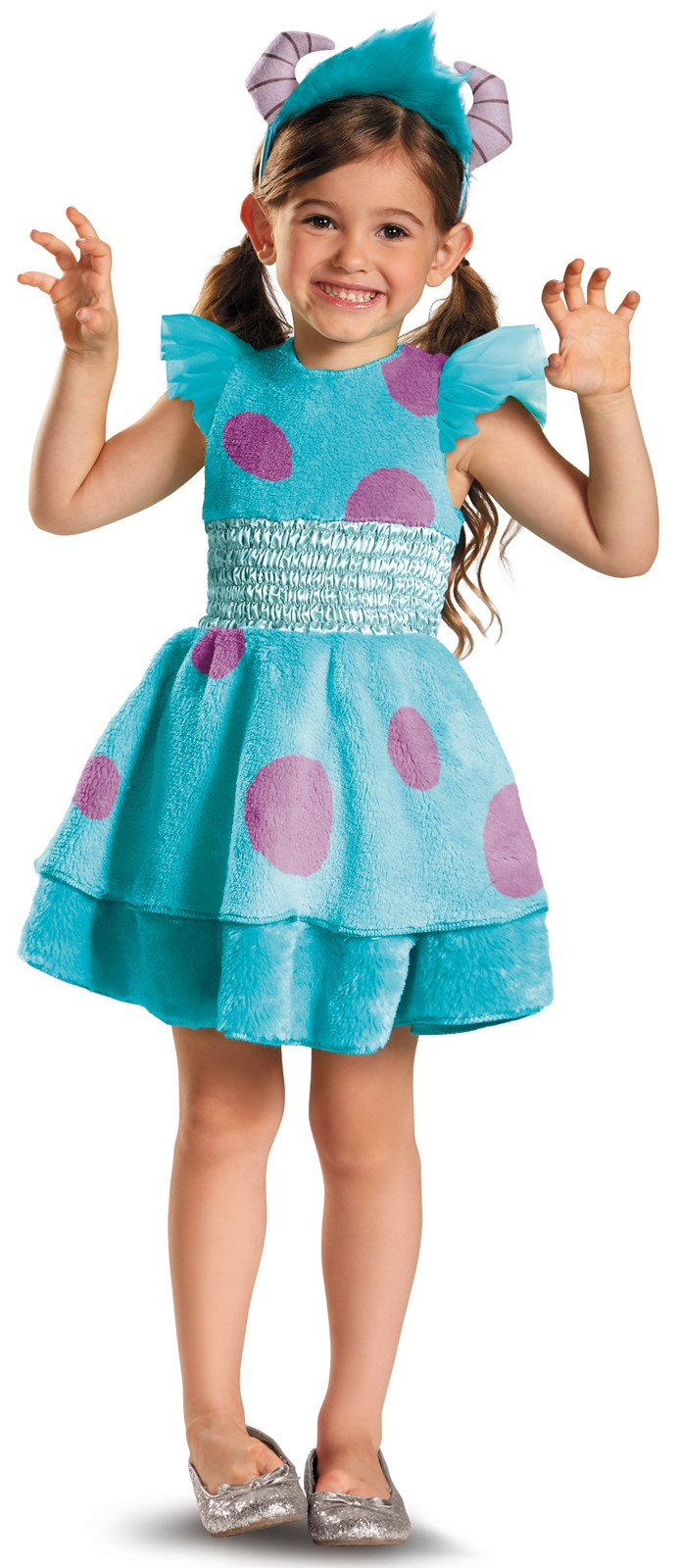 Monsters University Deluxe Toddler Sulley Costume