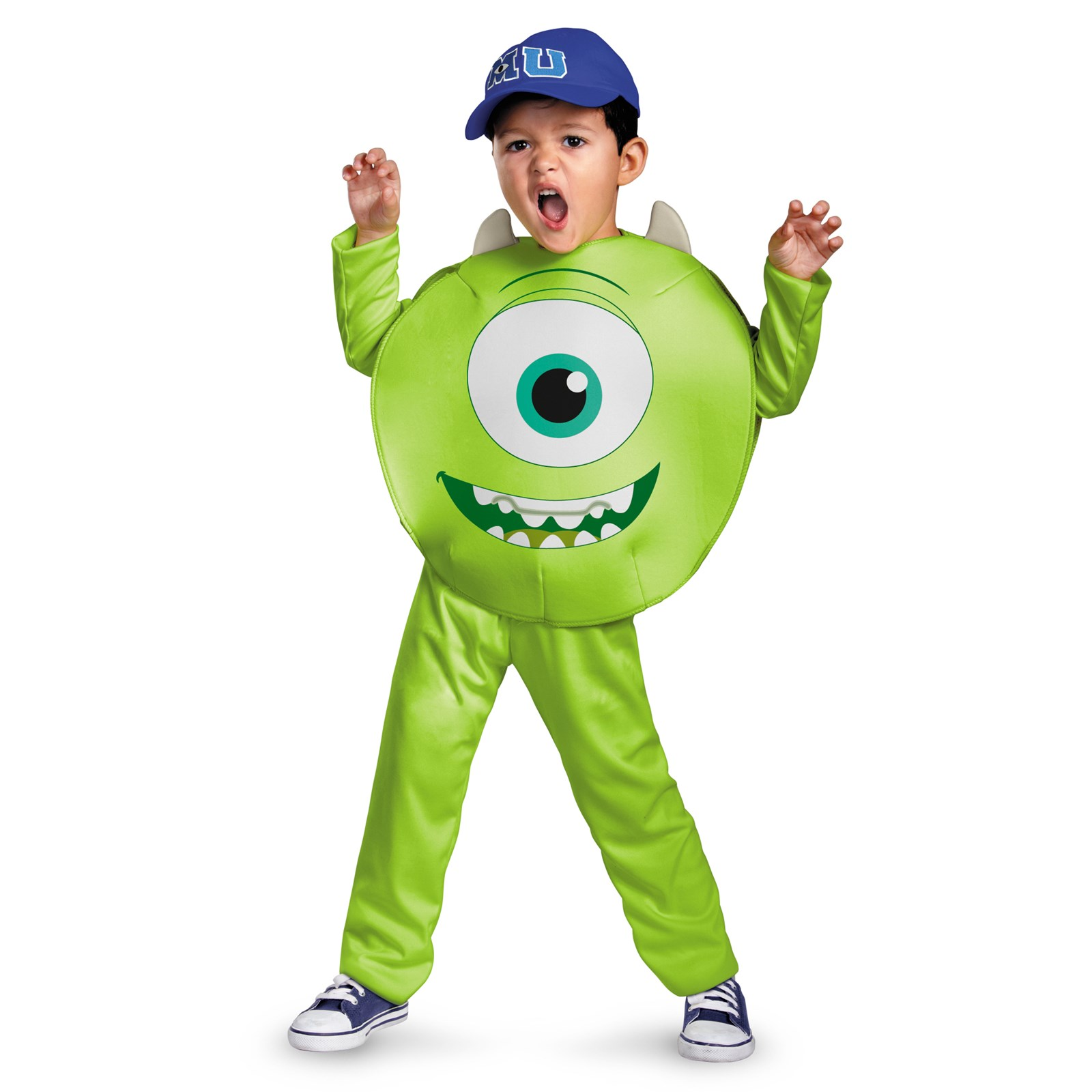 Monsters University Mike Classic Toddler / Child Costume ...