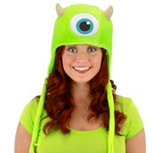 Monsters University Mike Deluxe Adult Hoodie Hat
