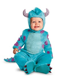 Click Here to buy Monsters University Sulley Baby Costume from BuyCostumes