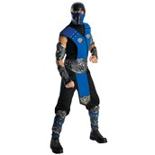 Mortal Kombat - Subzero Deluxe Adult Costume