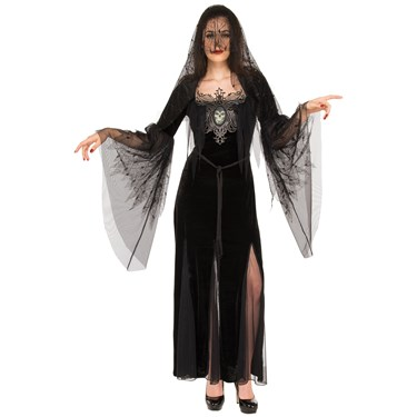 Mourning Maiden Adult Costume