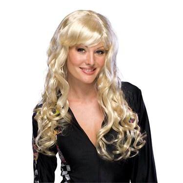 Movie Starlet Blonde Wig
