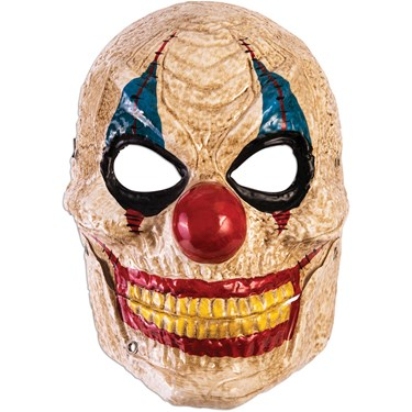 Moving Jaw Clown Mask