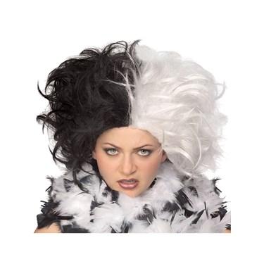 Ms. Spot Adult Wig