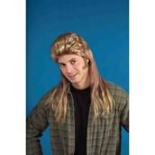 Mullet Blonde Wig