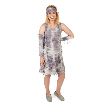 Funny Mummy Adult Maternity Costume