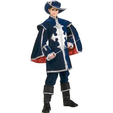 Musketeer Grand Heritage Adult Costume