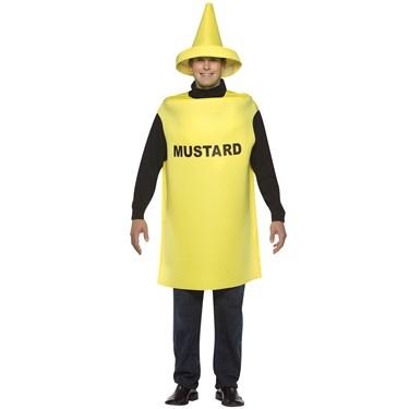 Mustard Adult Costume
