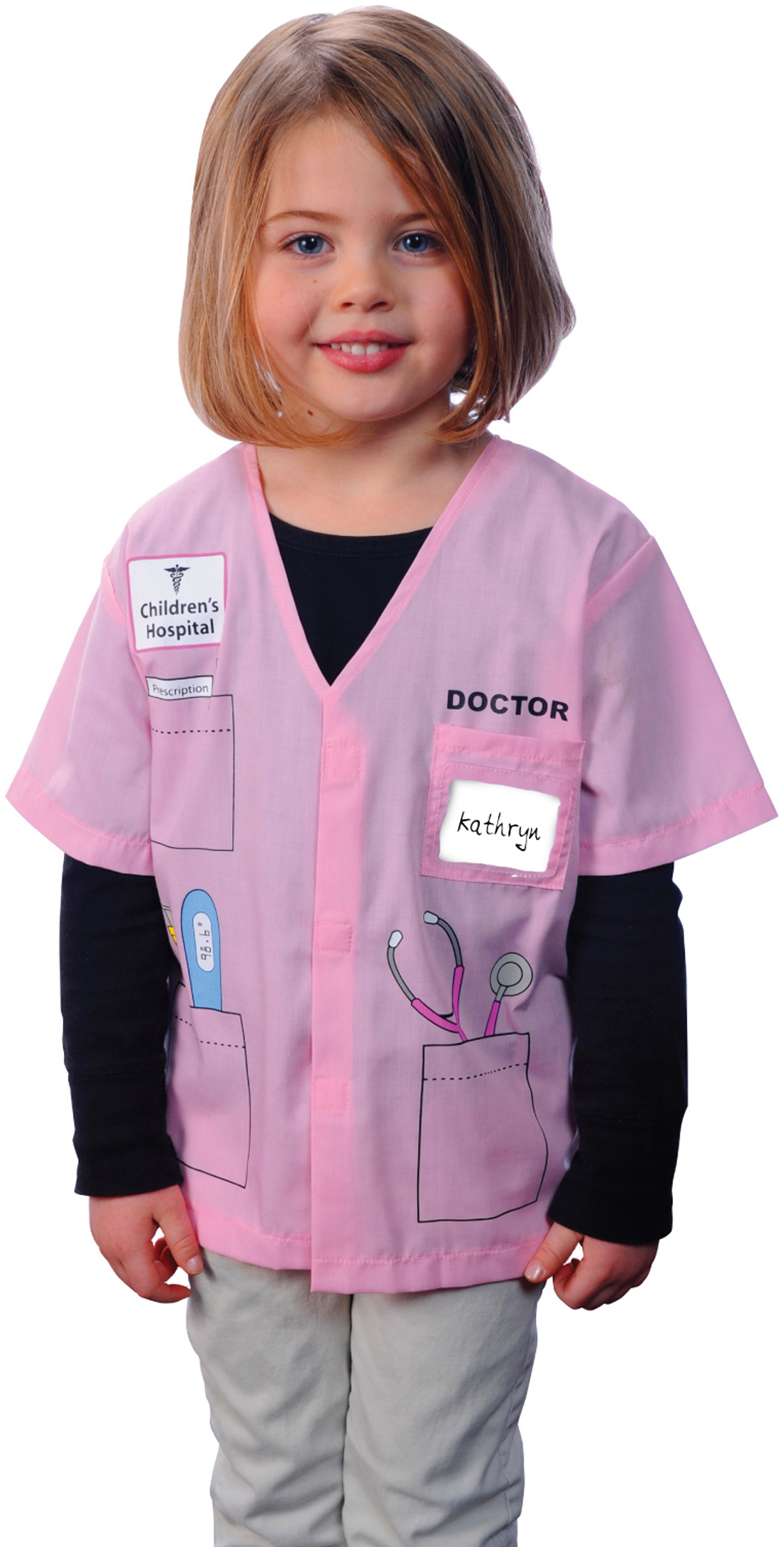 my first career gear doctor pink toddler costume com