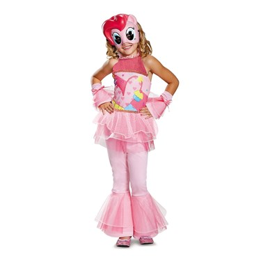 My Little Pony: Pinkie Pie Deluxe Toddler Costume