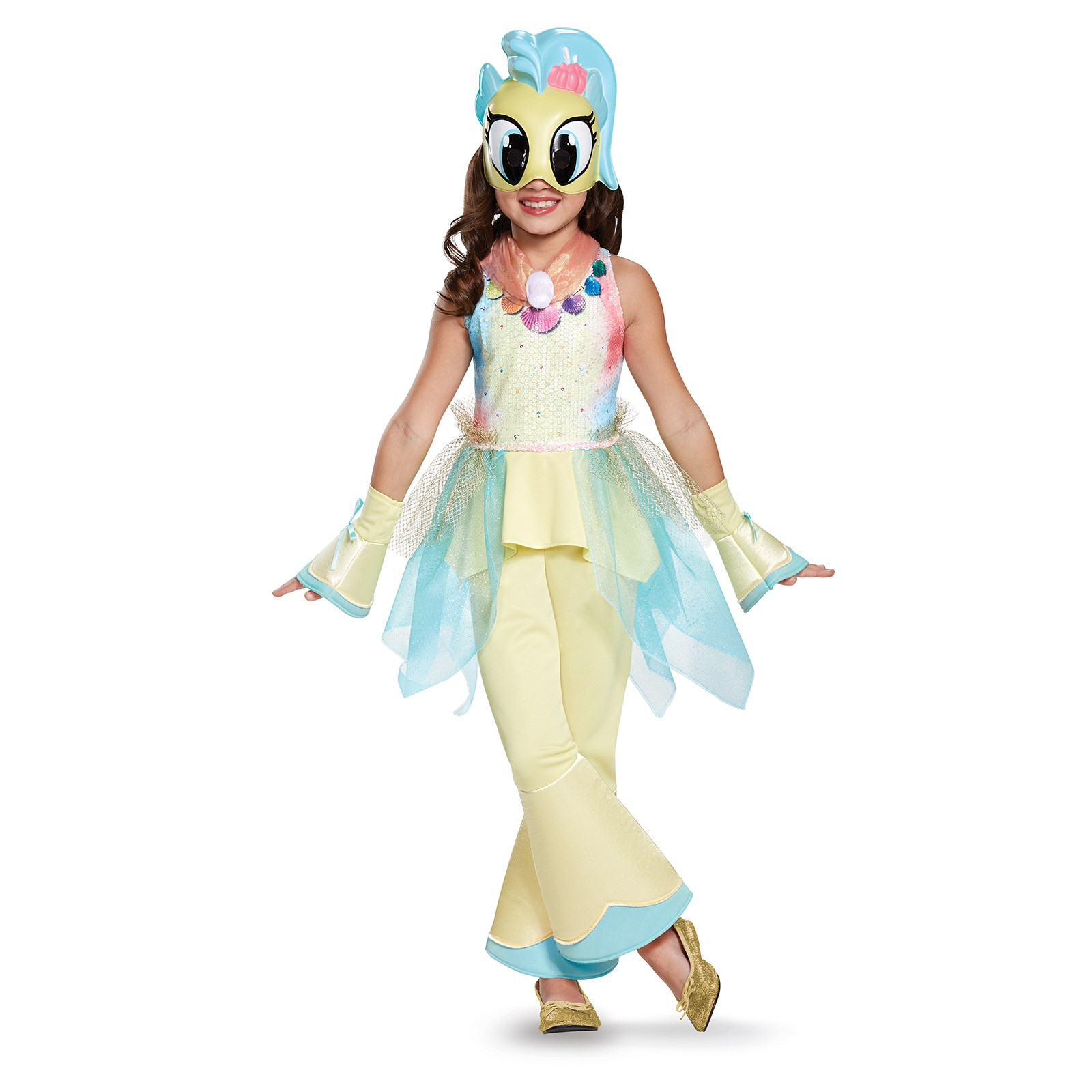 default image my little pony princess skystar deluxe child costume