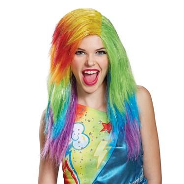 My Little Pony: Rainbow Dash Adult Wig
